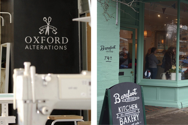 Oxford Alterations and Barefoot