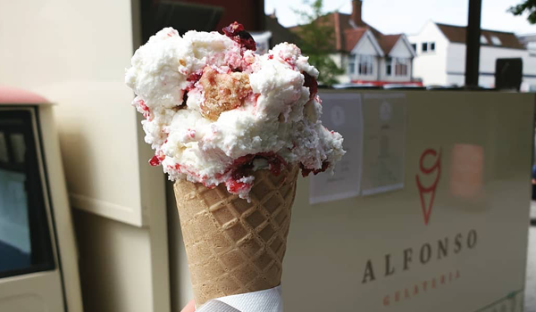 alfonso gelateria oxford