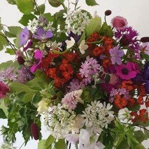 British Flowers Week - Floral Coffee Morning @ Bicycle Blooms | England | United Kingdom