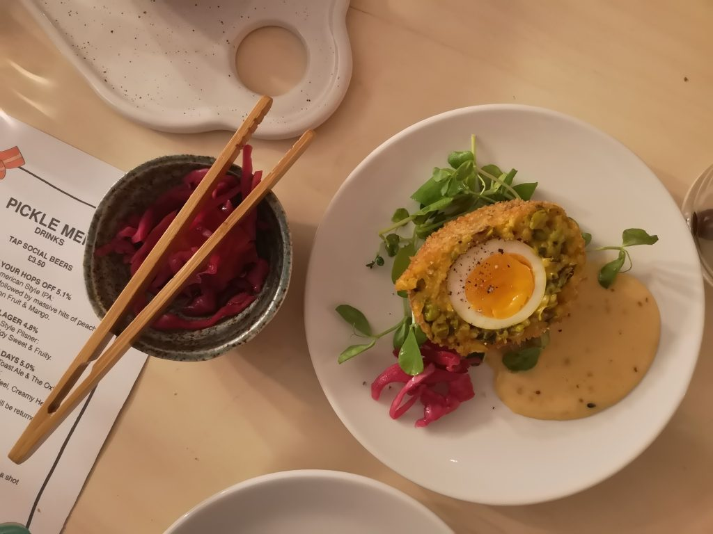 Cranston Pickles Scotch Egg
