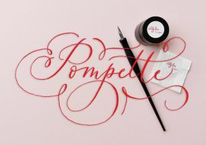 Cocktails & Calligraphy @ Pompette | England | United Kingdom