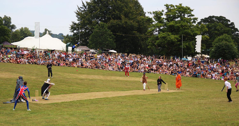 Wilderness Festival Oxfordshire