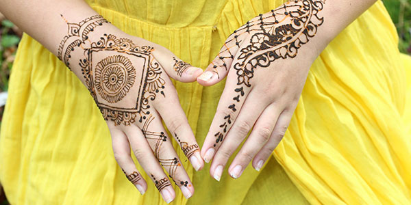 Henna Workshop Oxford