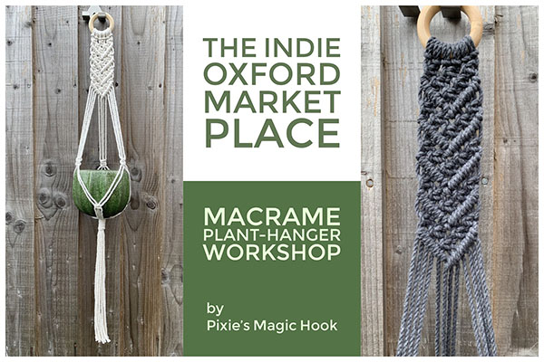 Macrame Workshop Oxford