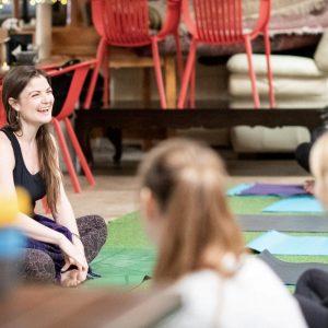 Yoga & Brunch Oxford