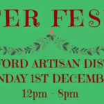 The Oxford Artisan Distillery Winter Festival