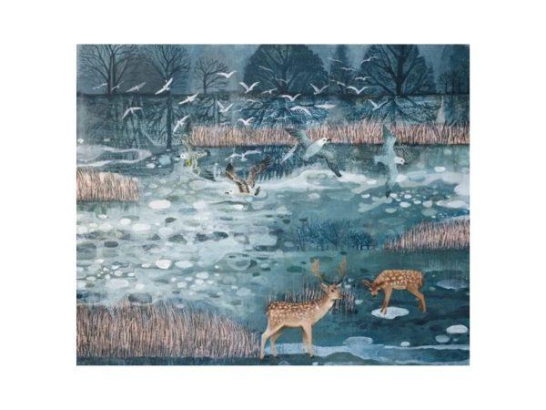 Sarah Wiseman Winter Exhibition Oxford