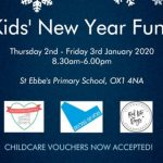 house of fun kids new year fun event