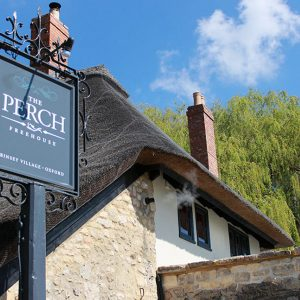 Burns Night Supper at The Perch