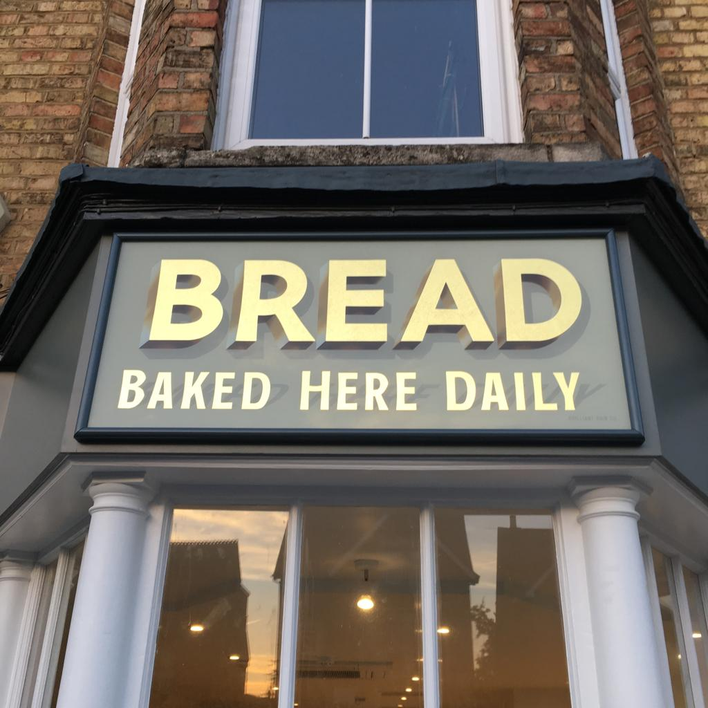 Hamblin Bread Oxford