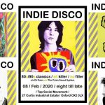 The Indie Disco with DJ Dom