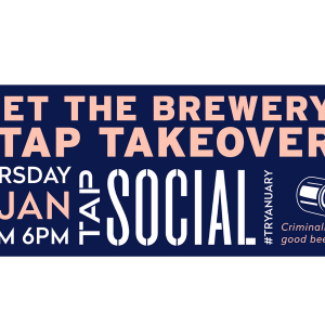 Tap Social Takeover at The Grapes