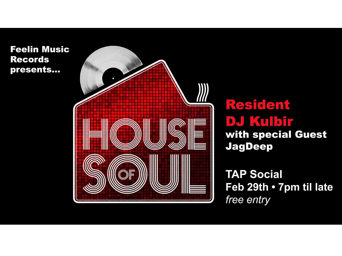 house of soul tap social oxford
