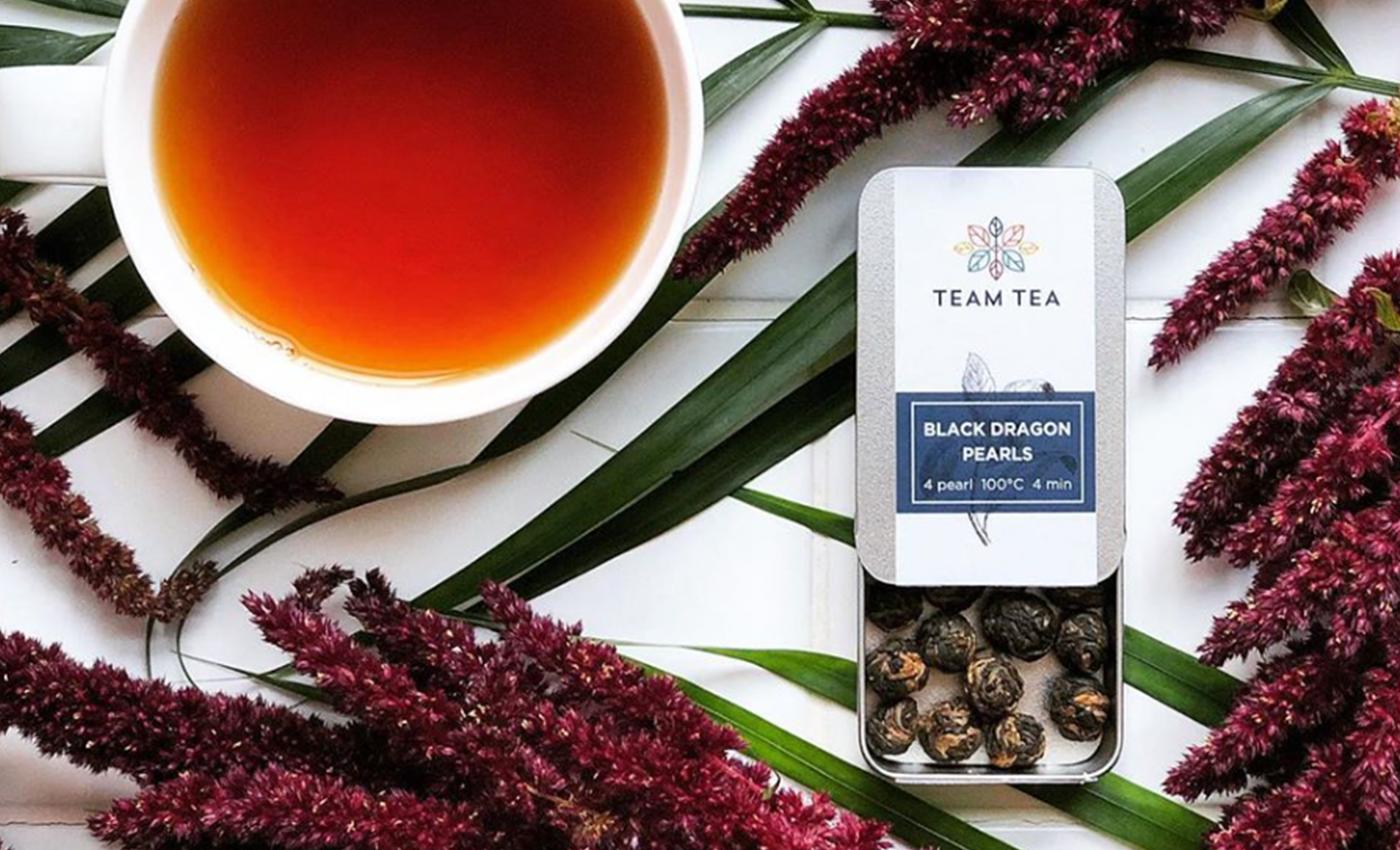 Team Tea Oxford
