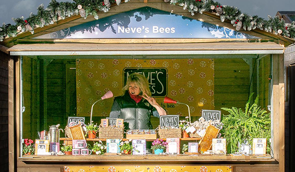 Neve's Bees Oxford