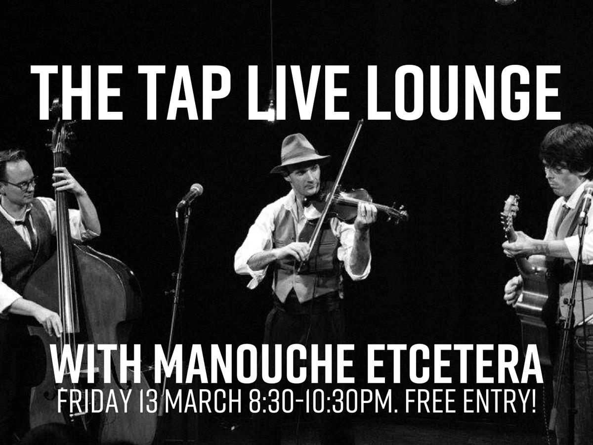 The Tap Live Lounge Oxford