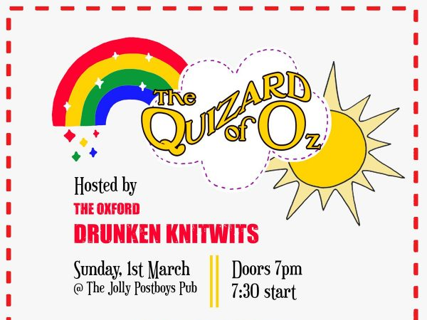 the quizzard of oz oxford