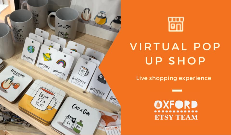 Oxford Etsy Shop