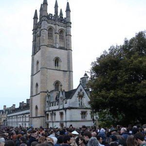 May Morning Oxford