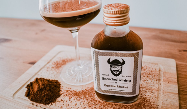 Bearded Viking Drinks Oxford
