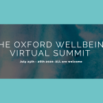 Oxford Wellbeing Project Event