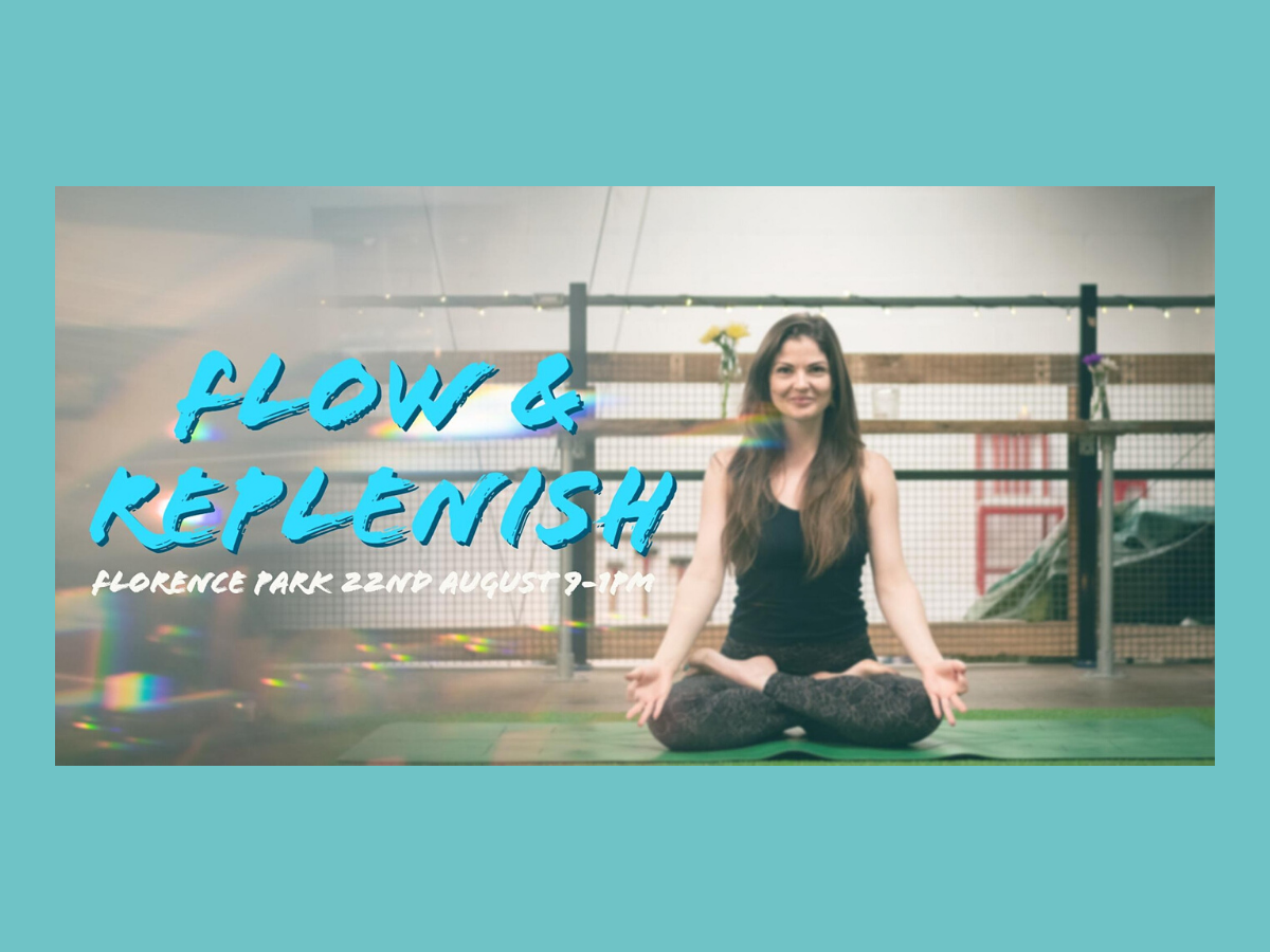 Flow and Replenish Event Oxford