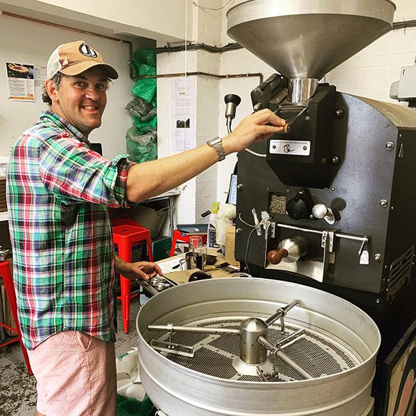 Jericho Coffee Traders Roastery