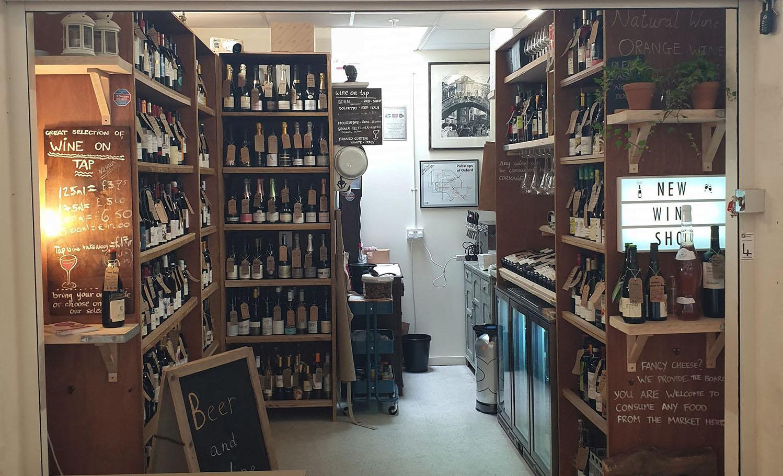 The Market Cellar Door Oxford