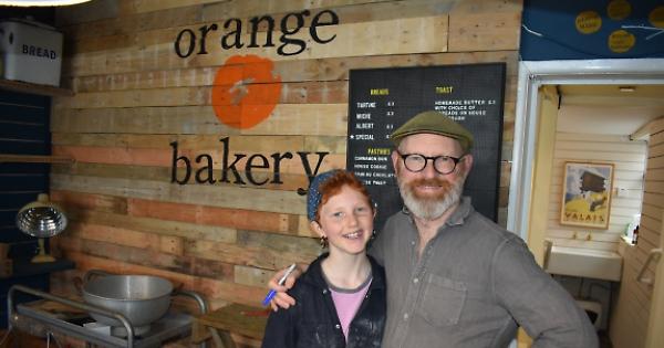 The Orange Bakery Watlington