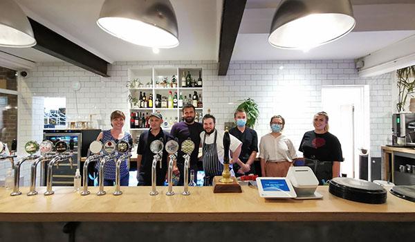 The Jam Factory Oxford team