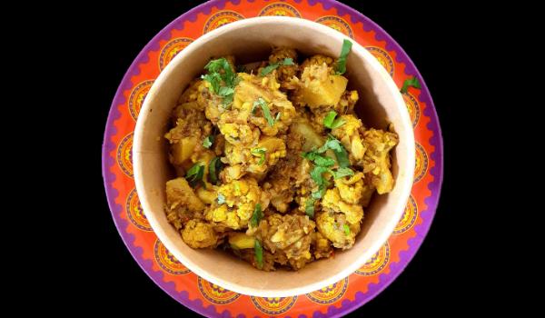 V Giyan Oxford Vegan Punjabi Food