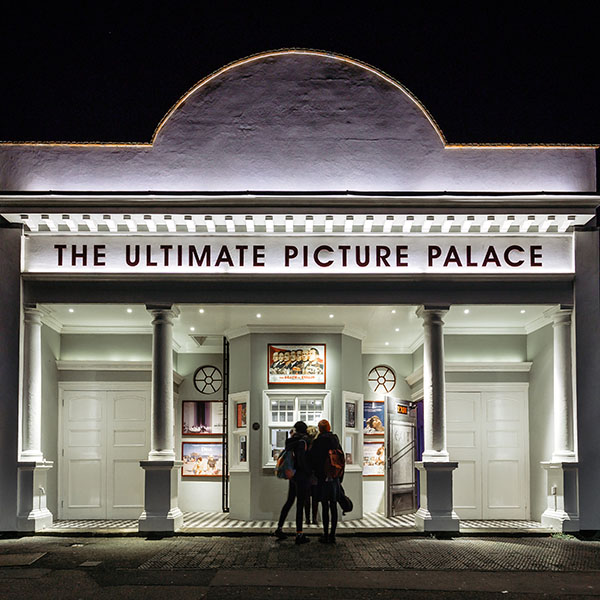 Ultimate Picture Palace by Ian Wallman