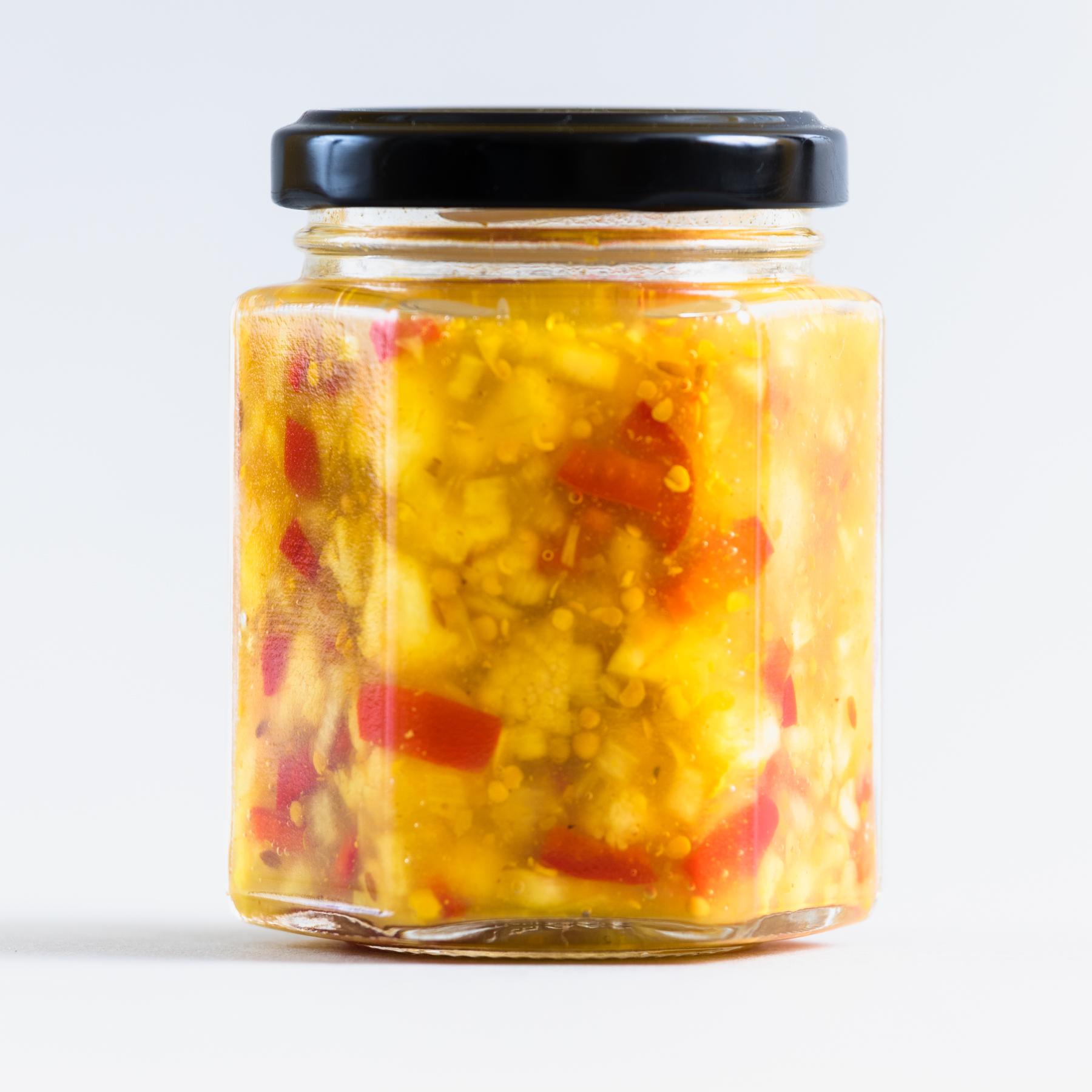 cranston pickles picalilli