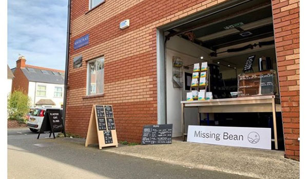 The Missing Bean Roastery Oxford