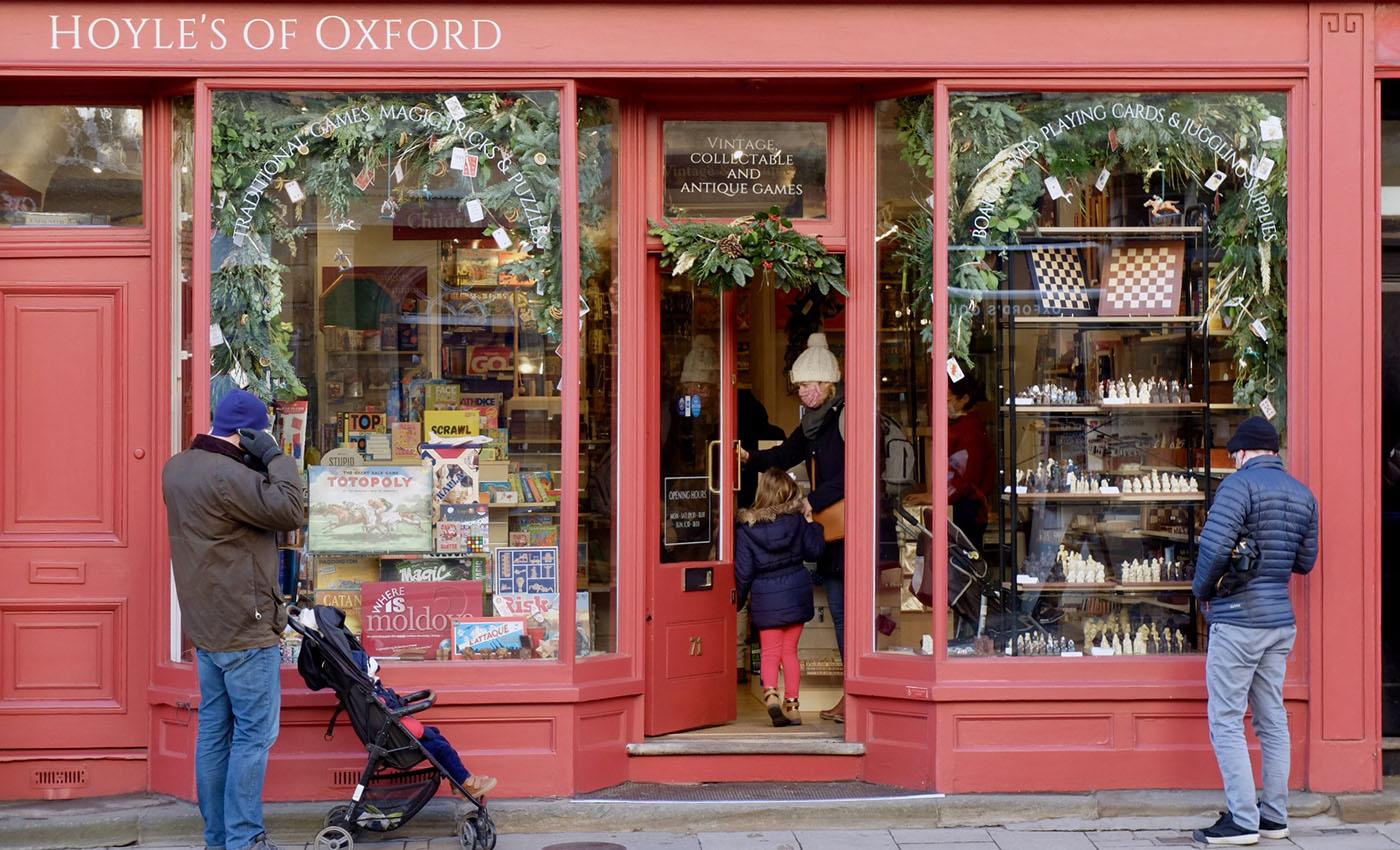 Hoyles of Oxford