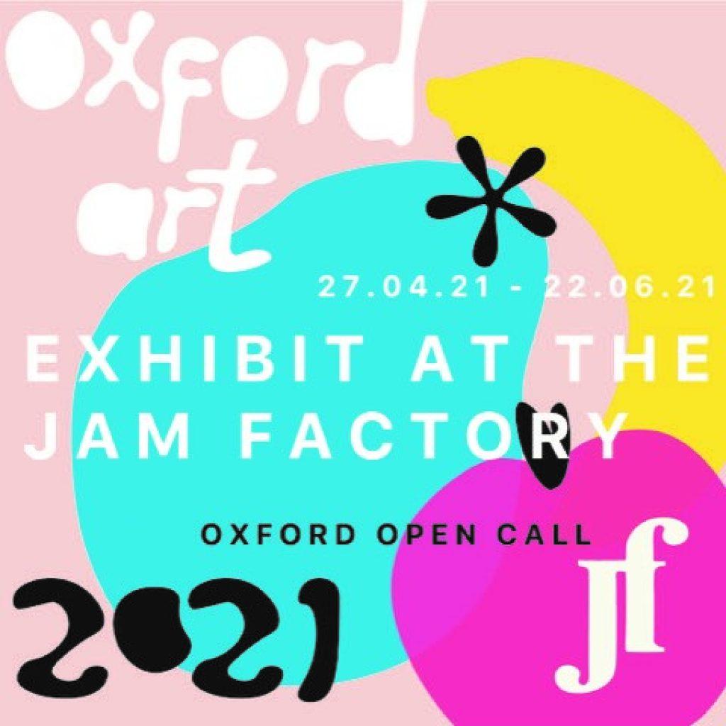 The Jam Factory Oxford art