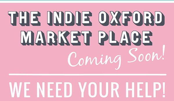 Indie Oxford crowdfunder