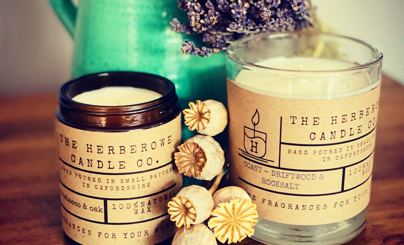 Herberowe Oxford candles