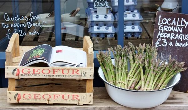 Local aspargus