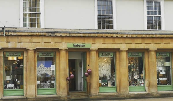 babylon trading Oxford