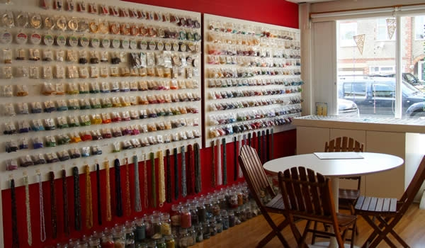 Amy Surman Bead Shop