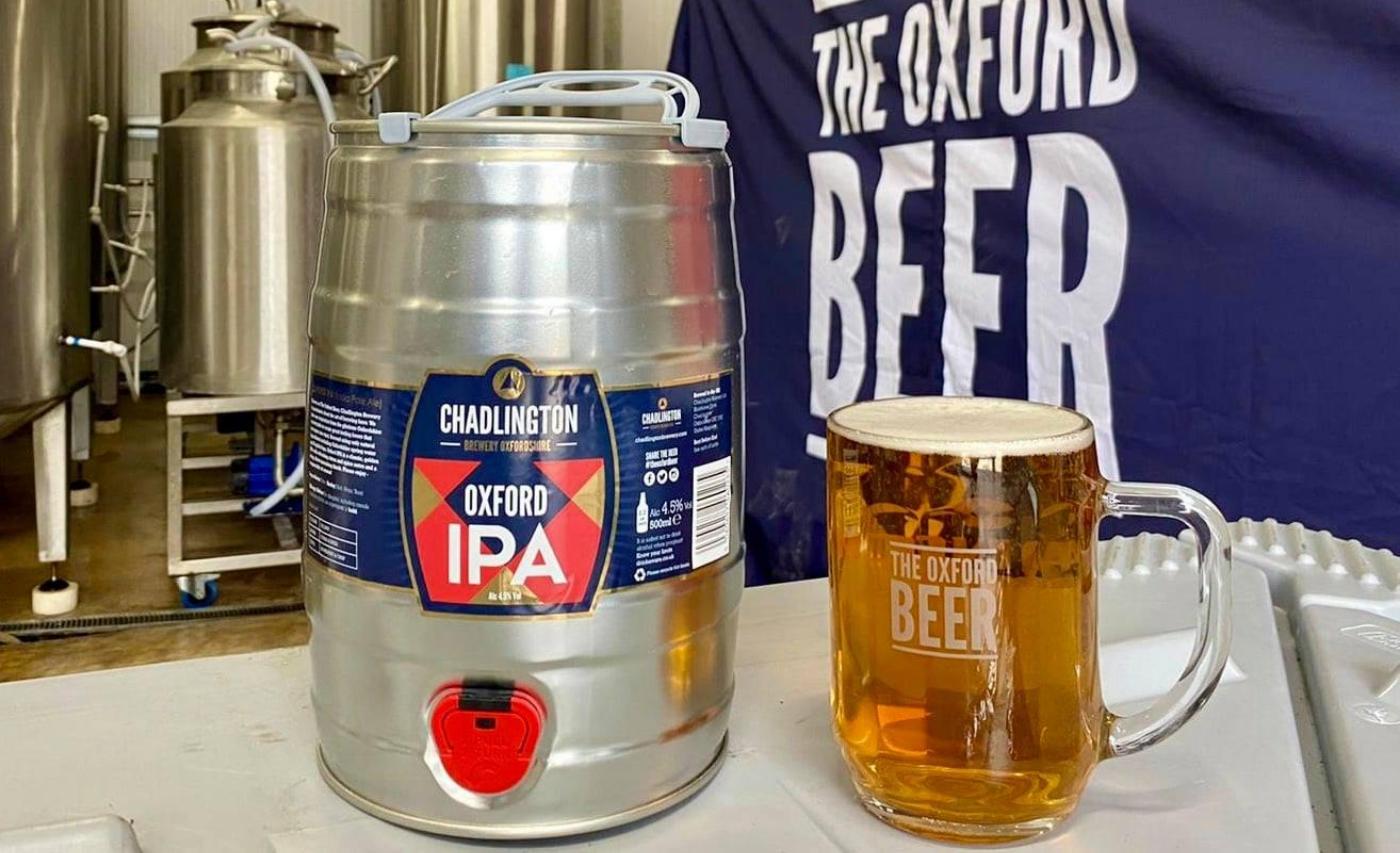 chadlington-brewery-mini-keg Oxford