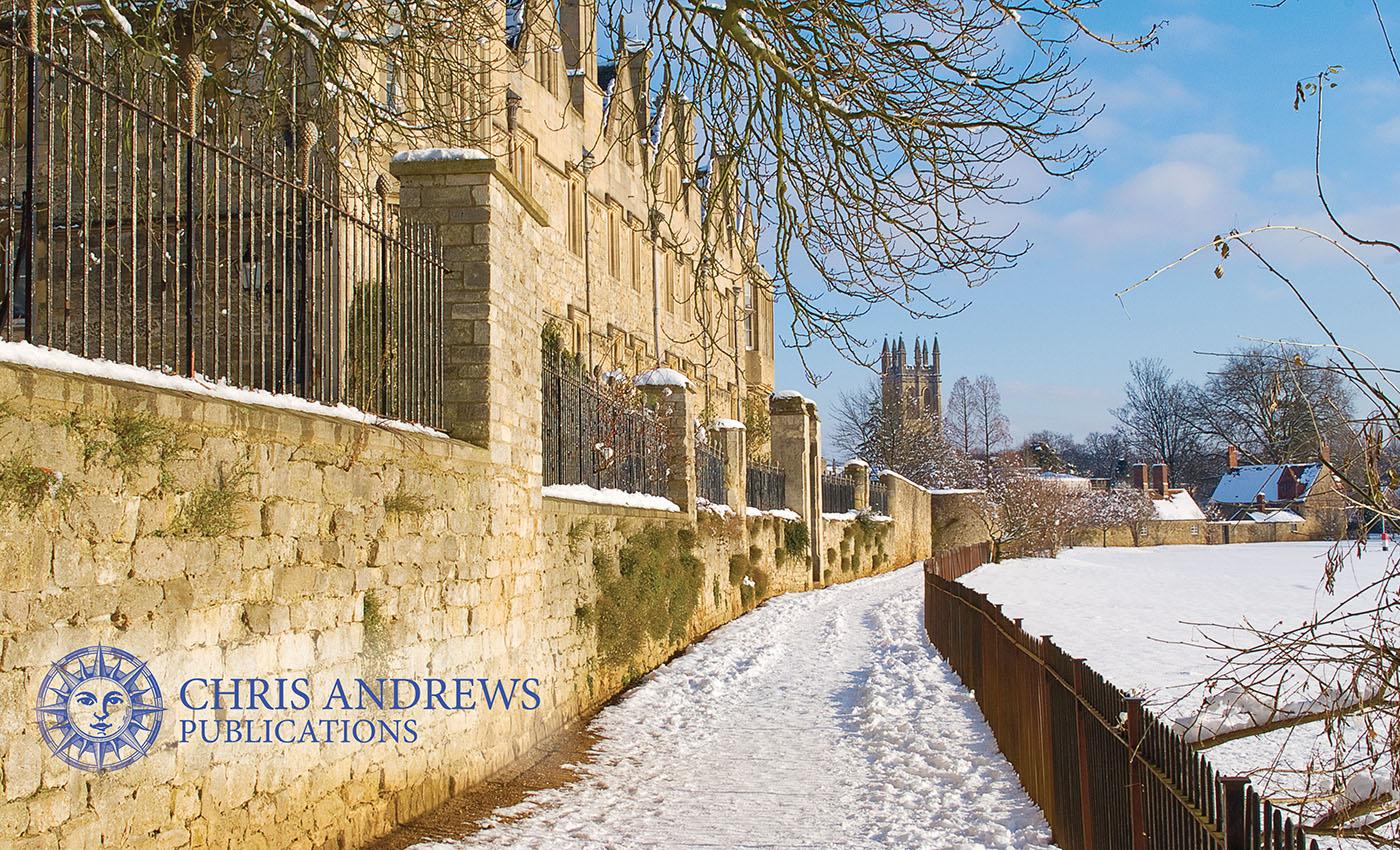 Christchurch Meadows Oxford