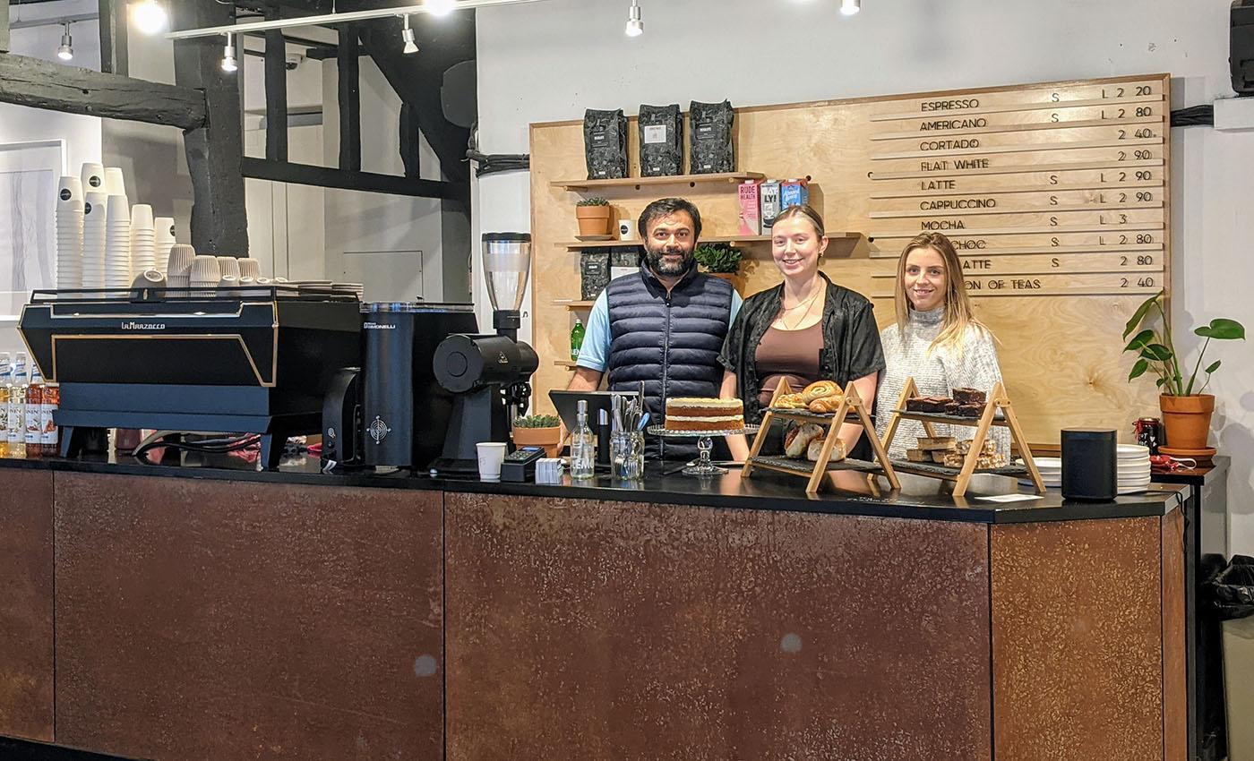 Coffeesmith Oxford cafe