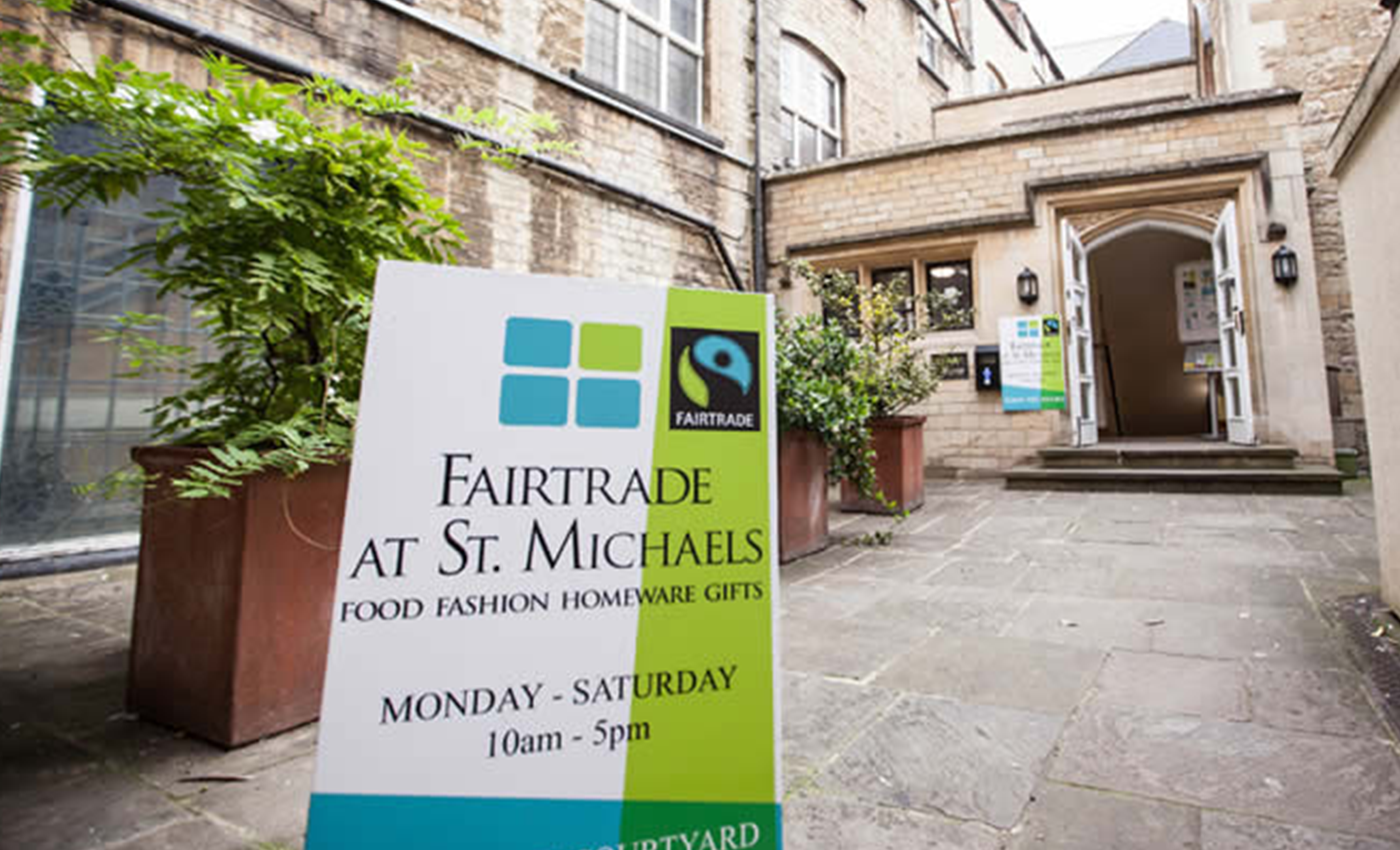 Fairtrade at St Michaels Oxford