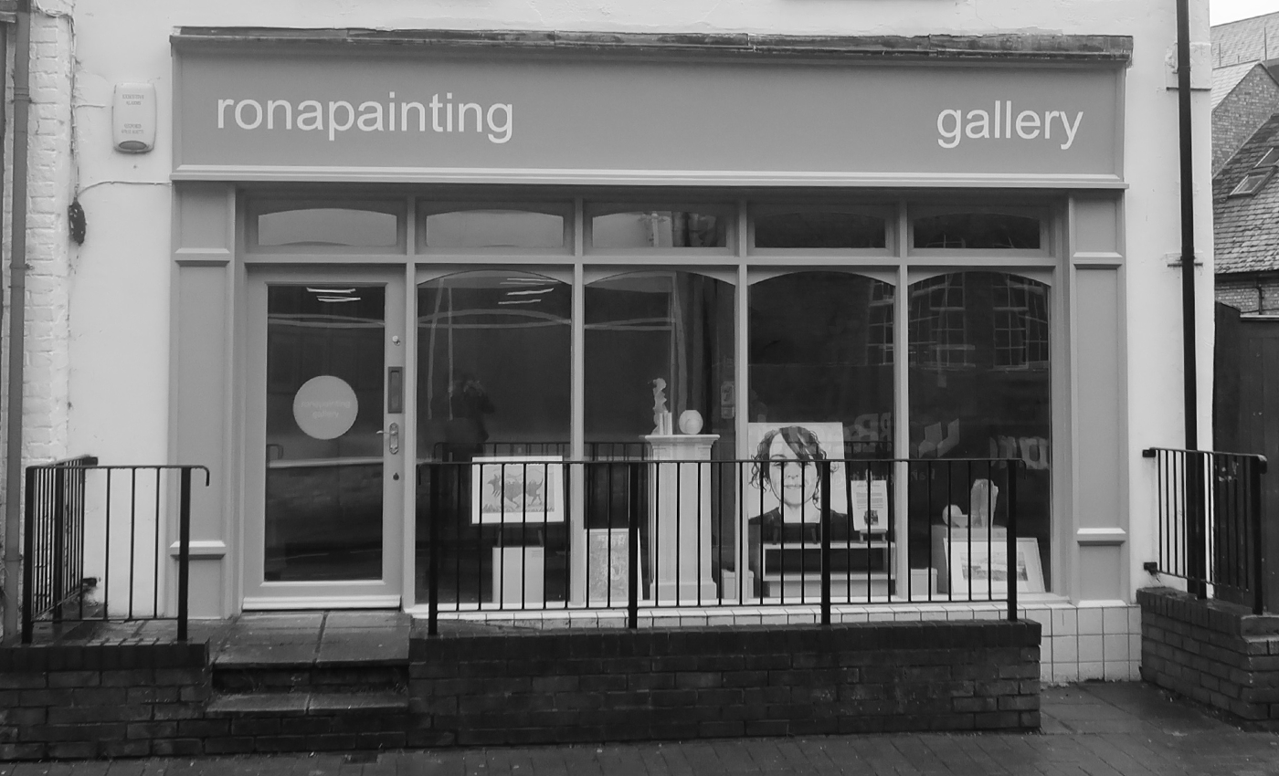 ronapainting gallery Oxford