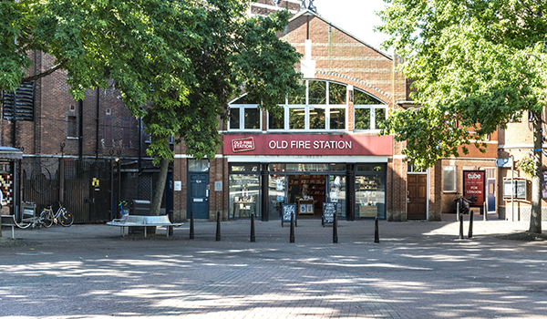 Shop at The Old Fire Station Oxford
