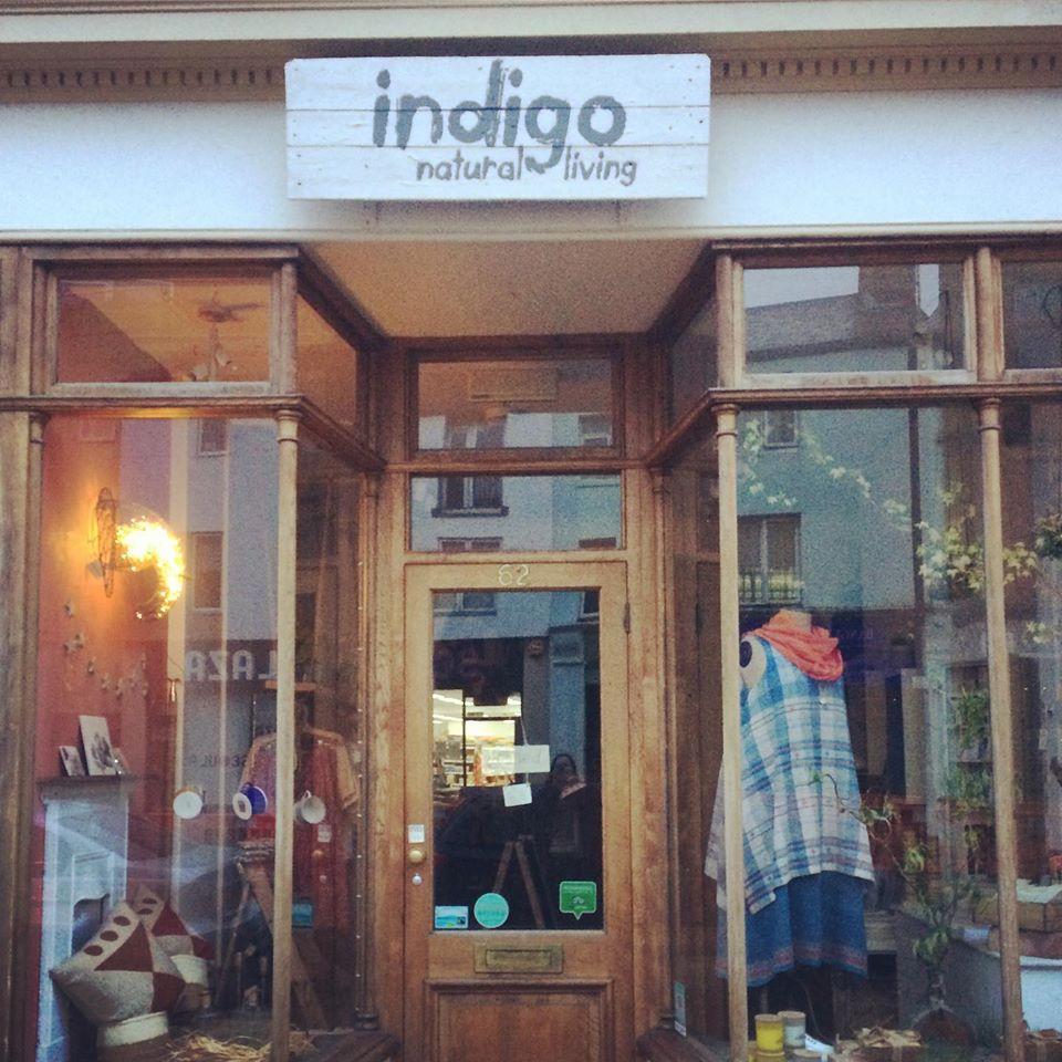 Indigo Oxford Shop Front