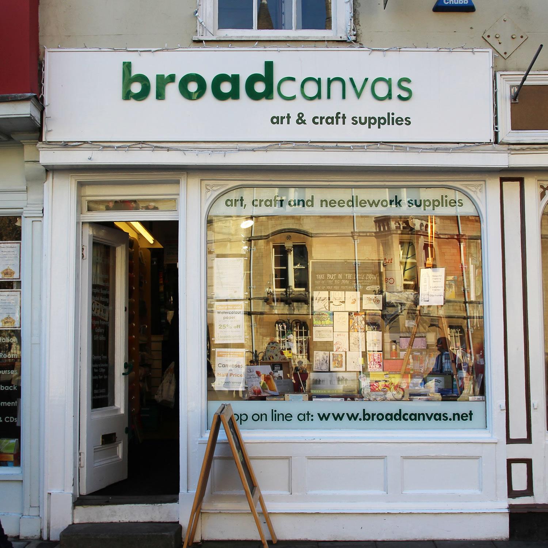 broad canvas oxford