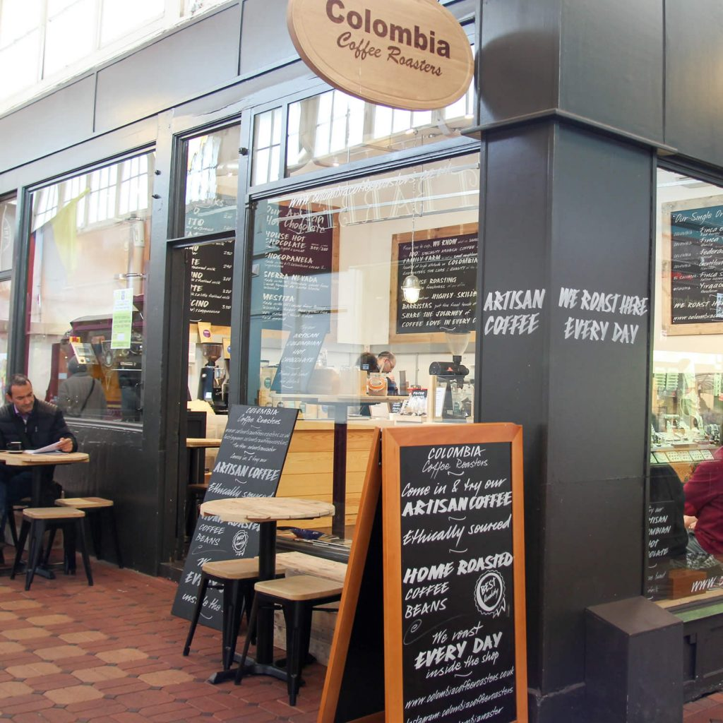 Colombia Coffee Roasters Oxford